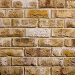 London Weathered Yellow Traditional Brick & Stone